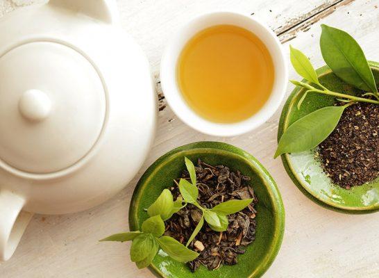 Chiết xuất trà xanh trong mỹ phẩm
